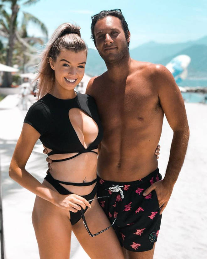 Nicole O'Brien and Bryce Hirschberg got together after Too Hot to Handle