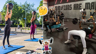 Gyms across the country are shut