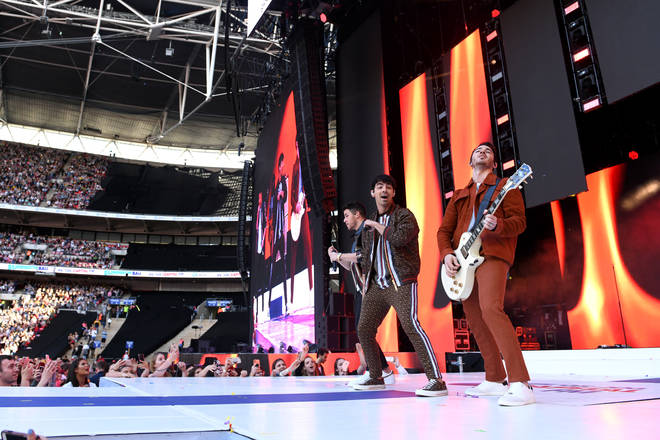 Jonas Brothers are on The Best of Capital's Summertime Ball's line-up