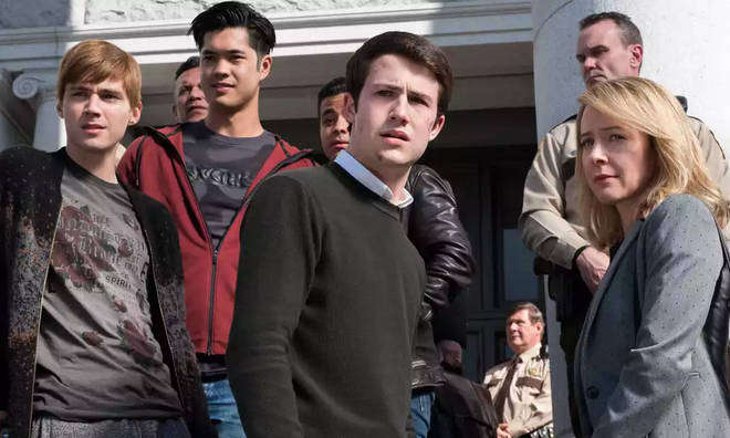 13 Reasons Why's final series drops next month.