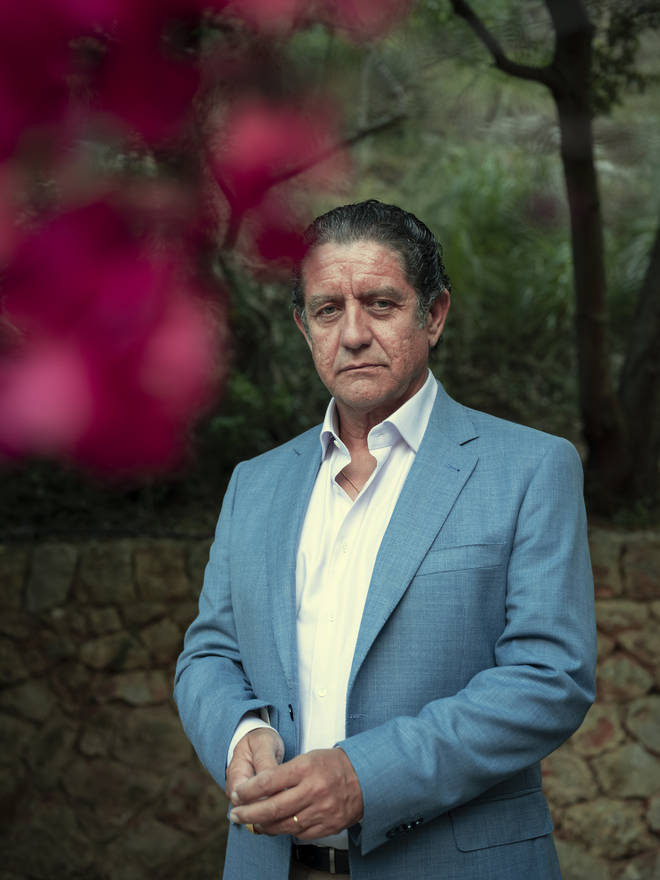 Andreu Calafat is the patriarch of the Calafat family