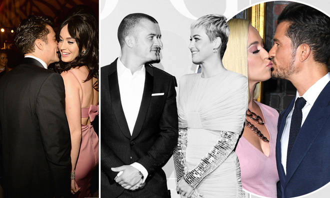 Katy Perry and Orlando Bloom have been dating since 2016
