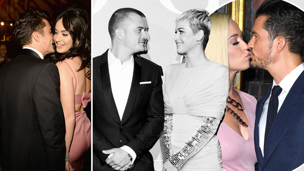 Katy Perry And Orlando Bloom S Complete Relationship Timeline How Long They Ve Capital