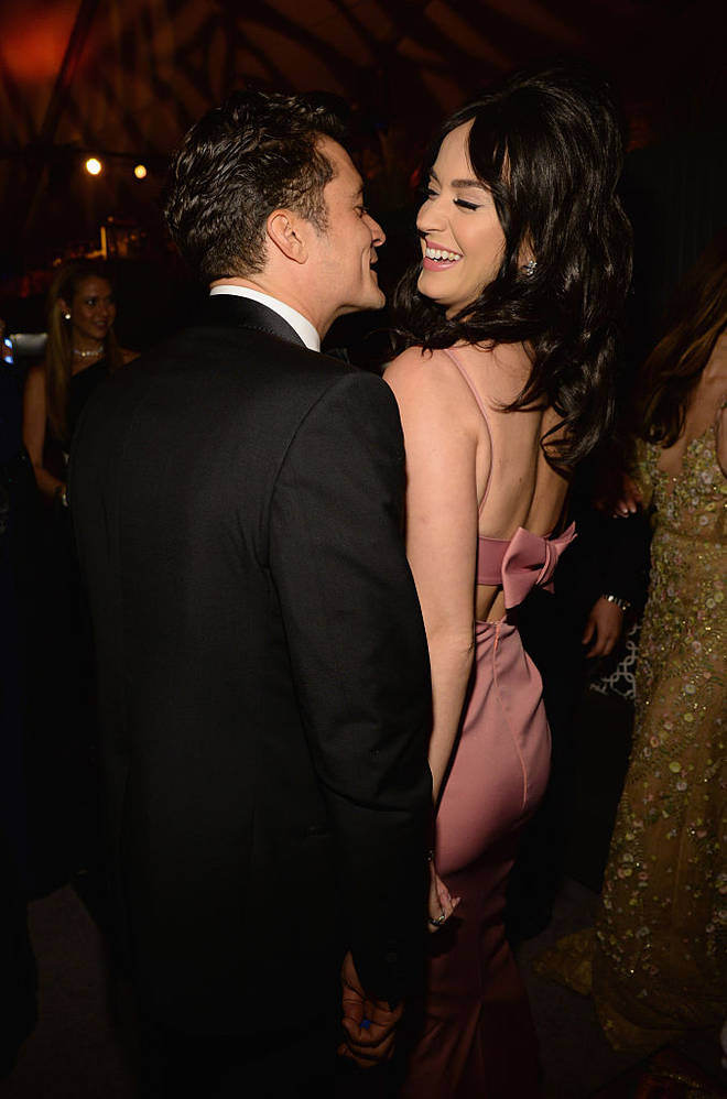 Katy Perry and Orlando Bloom started dating in 2016