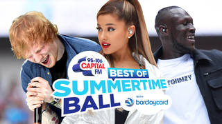 Watch The Best of Capital's Summertime Ball with Barclaycard