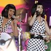 Katy Perry reminisced her 2012 Capital's Summertime Ball performance