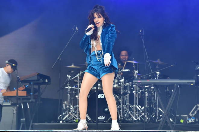 Camila Cabello called her STB experience a 'crazy' one