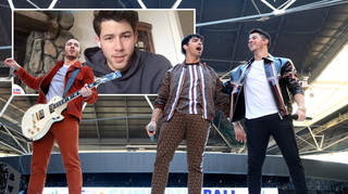 The Jonas Brothers brought the biggest party to Capital's STB in 2019