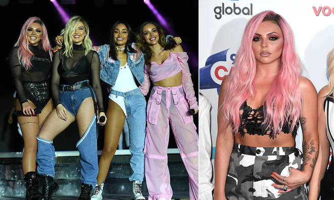 Jesy Nelson reflected on her 'Power' performance at Capital's Summertime Ball in 2017