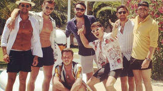 Diags, Dan Edgar, and even possibly Joey Essex are heading to Sardinia