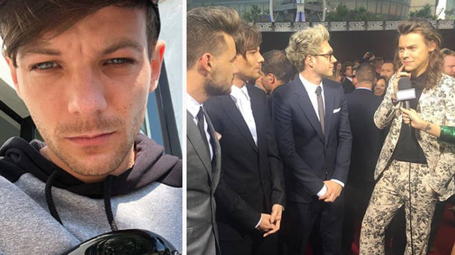 Louis Tomlinson has revealed the band didn't like the name One Direction.