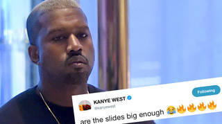 Kanye responded to haters in the most hilarious way.