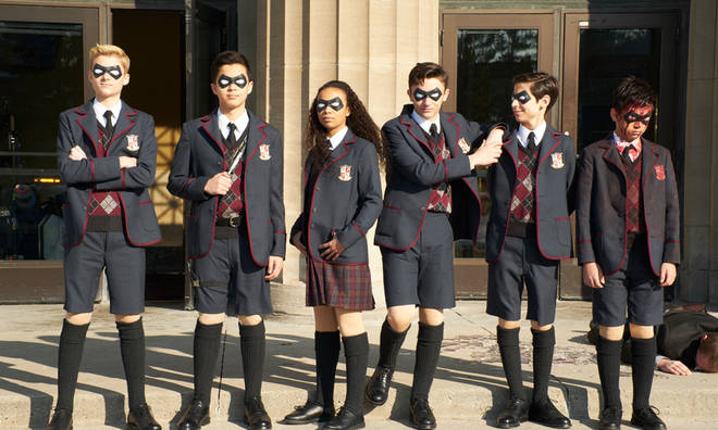 The Umbrella Academy season two release date has been announced