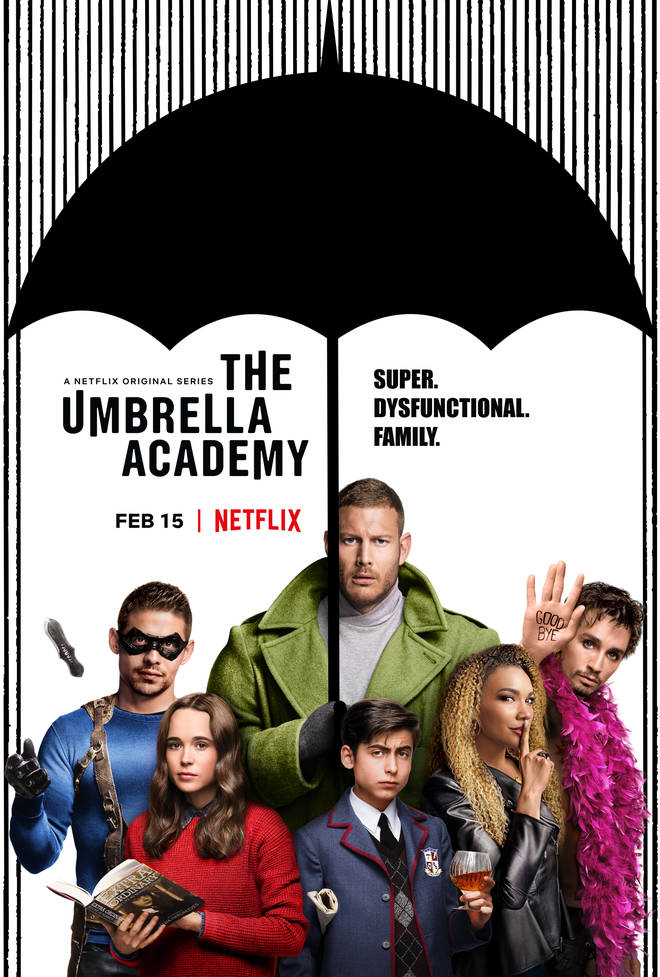 Season one of The Umbrella Academy was a huge hit with Netflix fans