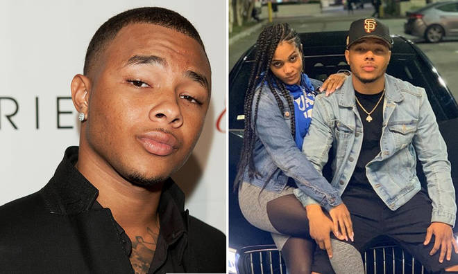 Gregory Tyree Boyce and his girlfriend were found dead at their apartment