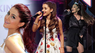 Ariana Grande has transformed her look through the years