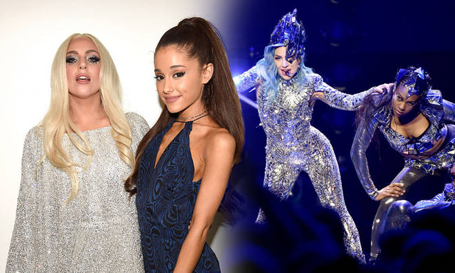 Ariana Grande and Lady Gaga have collaborated on a new song