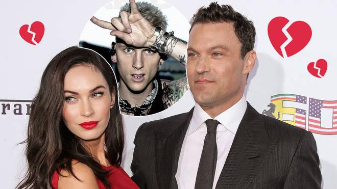Megan Fox splits from husband, Brian Austin Green