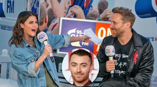 David Guetta Talks Sam Smith At Fusion Festival
