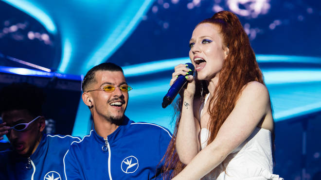 Jess Glynne On Stage At Fusion Festival 2018