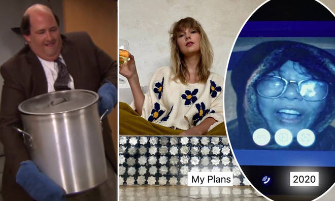 The 'my plans, 2020' meme has gone viral