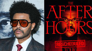 The Weeknd's UK 'After Hours' tour dates will begin in October 2021