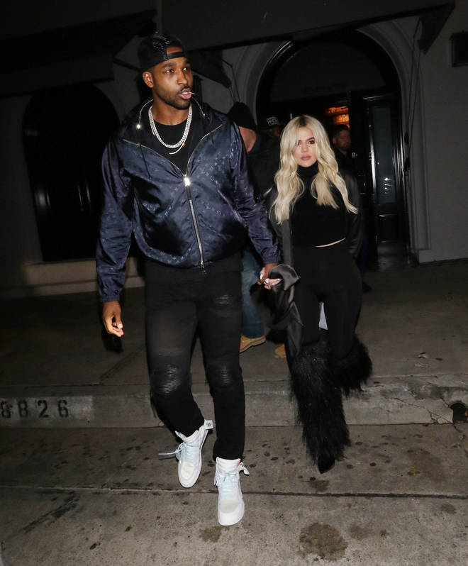 Tristan Thompson and Khloe Kardashian share daughter True