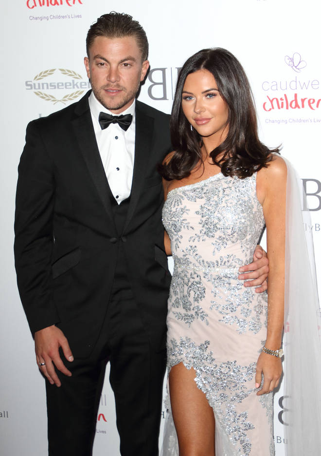 Shelby Tribble and Sam Mucklow are to be parents