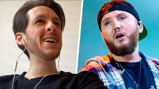 Sigala announced his collaboration with James Arthur