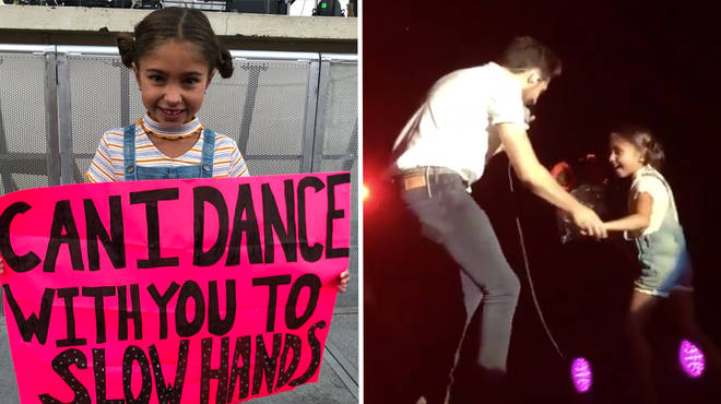 Niall Horan Dancing With Young Fan