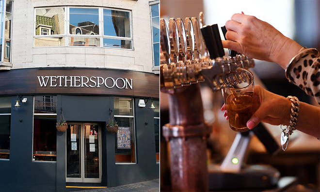 Wetherspoons are set to enforce new and safe measures when the pubs reopen