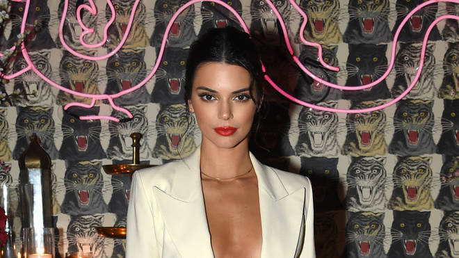 Kendall Jenner's bold fashion choices pay off in white statement suit