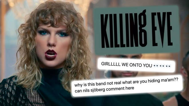 Taylor Swift fans theorise about a mysterious 'Look What You Made Me Do' cover in Killing Eve
