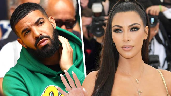 Drake and Kim Kardashian Romance Rumours
