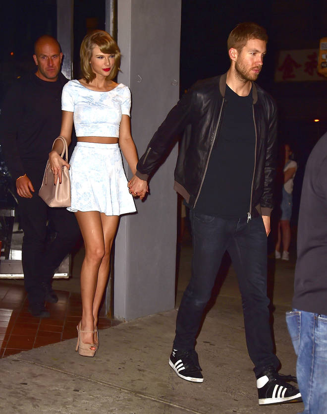 Taylor Swift used her pseudonym on her collaboration with Calvin Harris