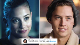 Cole Sprouse confirms 5 year time jump in series 5 of Riverdale