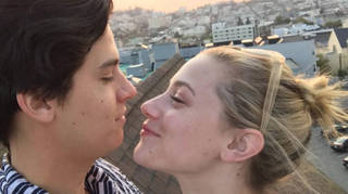 Riverdale's 'Bughead' split after two years during lockdown