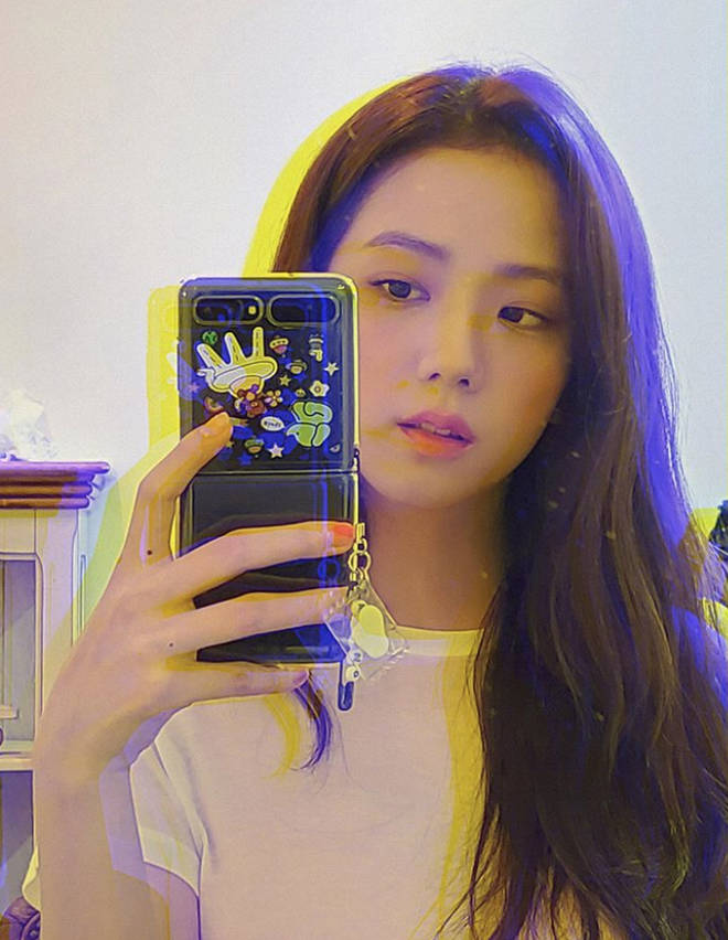 Jisoo is one fourth of Blackpink