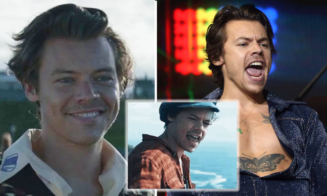 Who is Harry Styles's song 'Adore You' about?