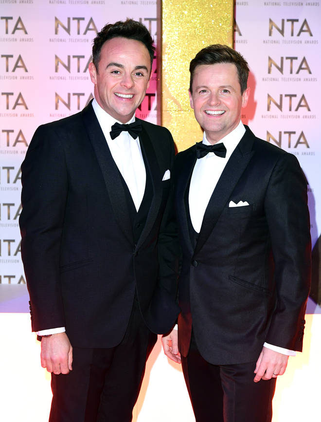 Ant and Dec are neighbours in the UK and overseas!
