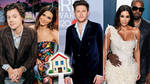 A lot of celebs have purchased huge houses in California and London