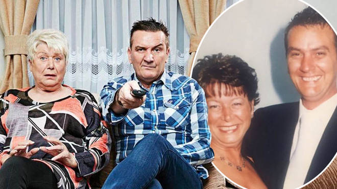 Gogglebox's Jenny and Lee shocked fans with a throwback photo