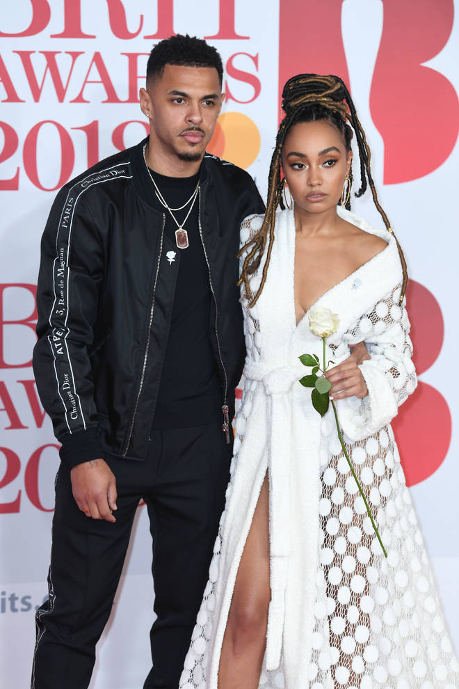 Leigh-Anne Pinnock has been planning her wedding to Andre Gray for months