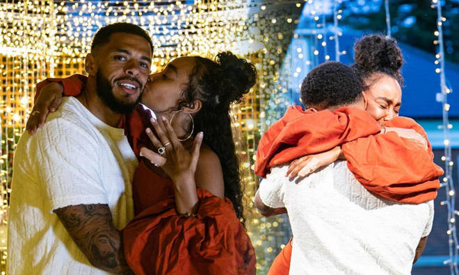 Leigh-Anne Pinnock is engaged to boyfriend Andre Gray