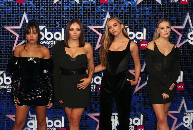 Leigh-Anne Pinnock said Little Mix could sing at her wedding