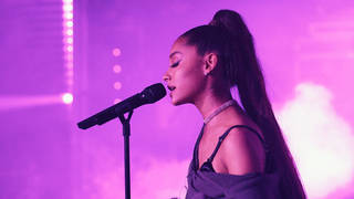 Ariana Grande Capital Up Close at KOKO, Camden