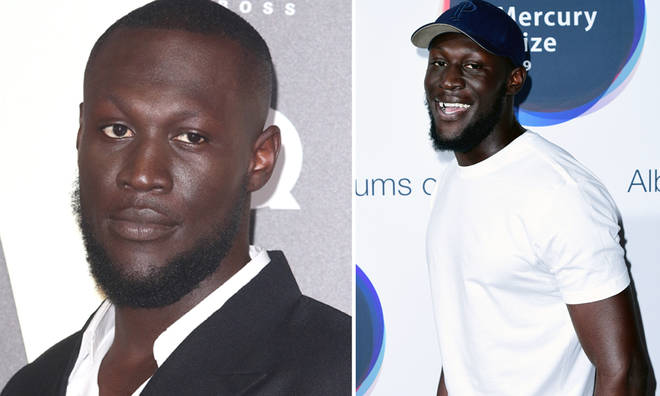 Stormzy has opened up about mental health to a south London charity.