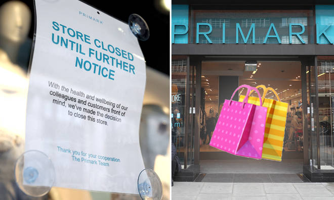 Primark will reopen later this month.