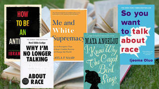 There are plenty of books available to broaden your knowledge of race inequalities