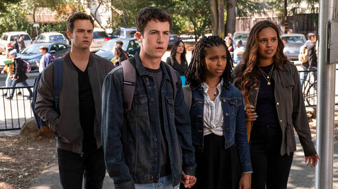 13 Reasons Why has a deeper message running through it